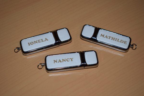 Clé USB 32 Go personnalisé en cuir