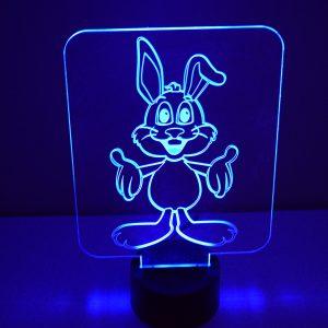 Lampe 3D