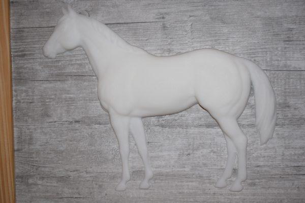 Tableau 3D Cheval en relief 2