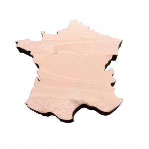 Plateau Carte de France 1