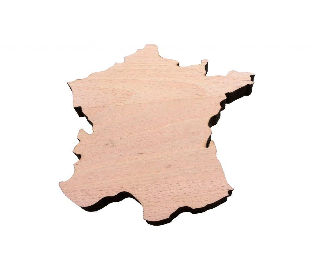 Plateau Carte de France 2