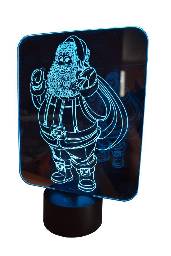 Lampe Père Noël